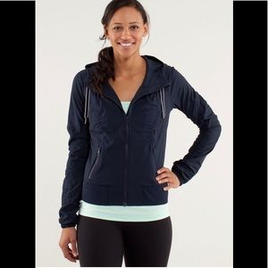 Lululemon Street to Studio Jacket